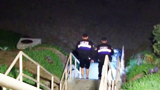 [DGO] Severed Human Foot Found in Carlsbad