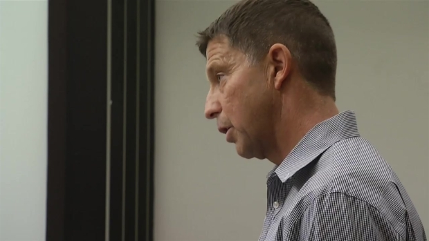 Victim's Father Speaks at Charity CEO's Sentencing
