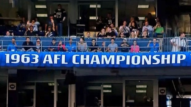 [DGO] Chargers '63 AFL Championship Team Honored