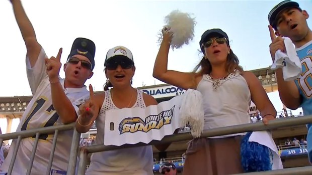 Send Your Pic: Chargers Faithful