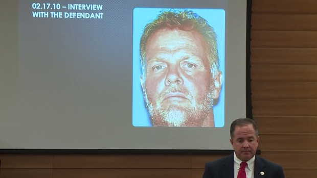 Charles Merritt Used Past Tense in Police Interview When Discussing McStay Family