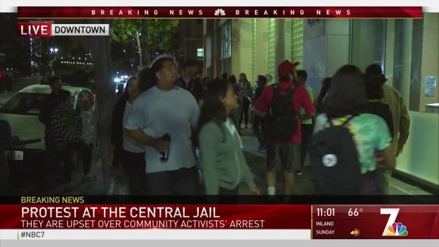 [DGO] Chicano Park Arrest Sparks Protest