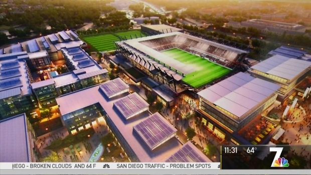 [DGO] Group Shows Proposal to Bring Soccer Team to San Diego