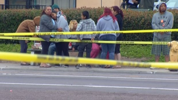 "[DGO] Chula Vista Teen's Mother: Shooters Are ""Cowards"""