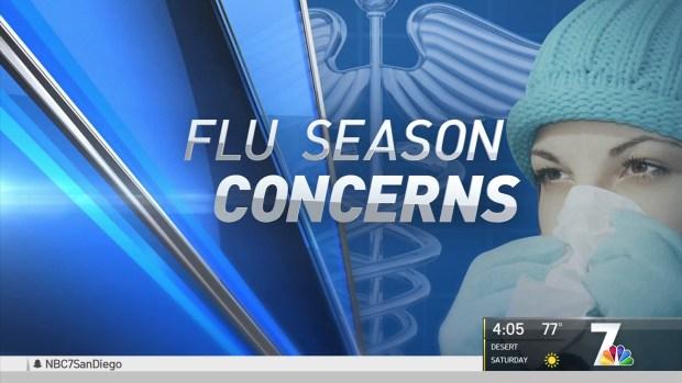 Chula Vista Man, 74, Dies From Flu: HHSA