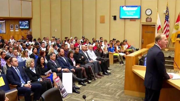 San Diego City Council Votes Against Funding Special ...