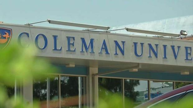 [DGO] Coleman University Closes Abruptly