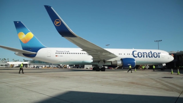 Condor's New Nonstop Flight From SD to Germany