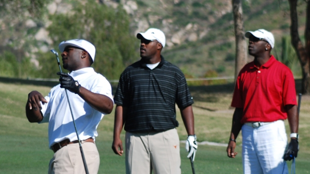 Tomlinson Hosts Star Studded Golf Classic