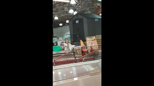 [DGO] Shoppper Takes Video Inside Costco After Deadly Shooting