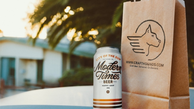 Craft Beer Delivery Service Launches in San Diego