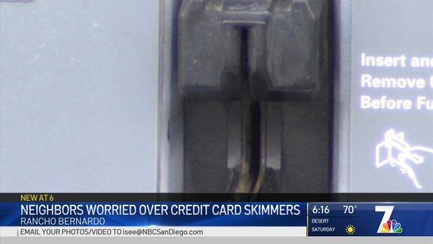 [DGO] Neighbors Worried Over Credit Card Skimmers