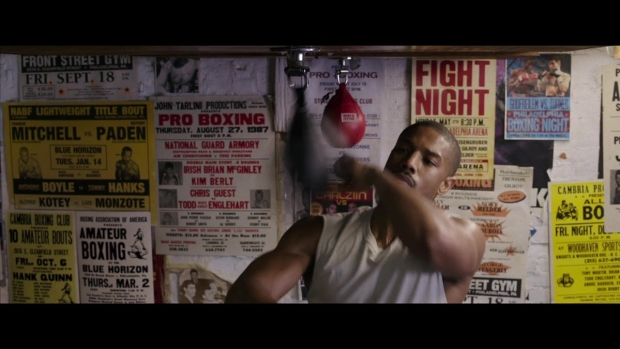 [NATL] Watch: 'Rocky' Spinoff 'Creed' Trailer
