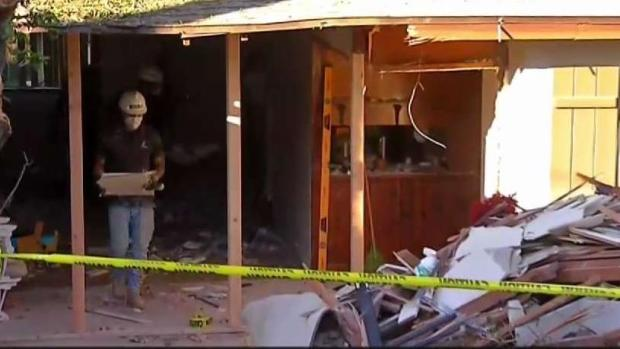 [DGO] Crews Concerned Home Hit By Truck Might Collapse