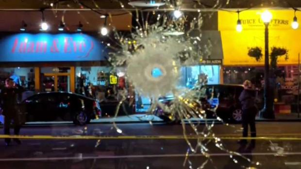 [DGO] Customer Recounts Ducking Barrage of Bullets at Hillcrest Bistro