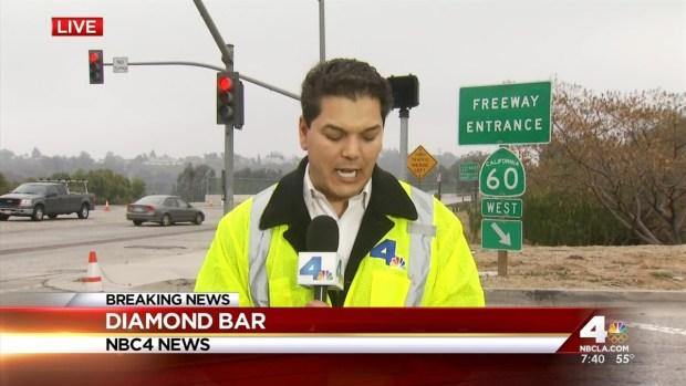 [LA] 6 Killed After Wrong-Way Driver Crashes in Diamond Bar