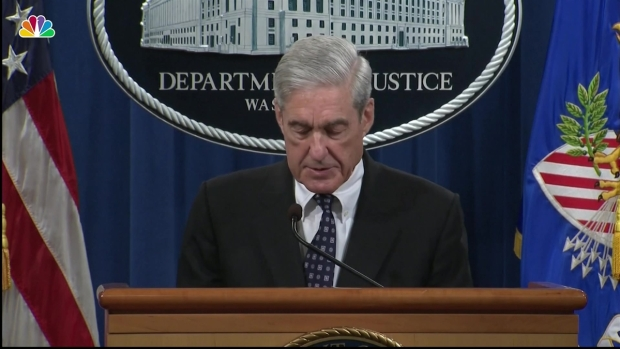 [NATL] Robert Mueller: 'The Report is My Testimony'