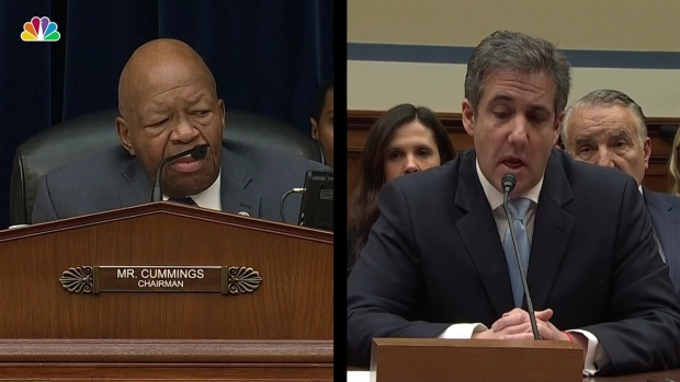 [NATL] 5 Must-See Minutes From Michael Cohen's Testimony