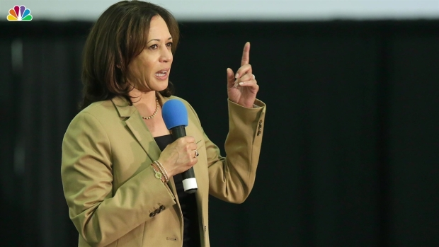 [NATL] Sen. Kamala Harris Announces End to Presidential Bid