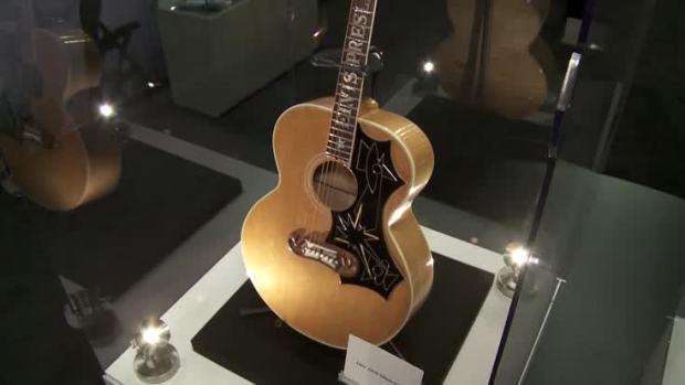 "[NATL] Take a Peek at ""Elvis Presley's Memphis"""