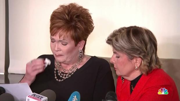 [NATL] Roy Moore Accuser Shares Alleged Sexual Assault Incident