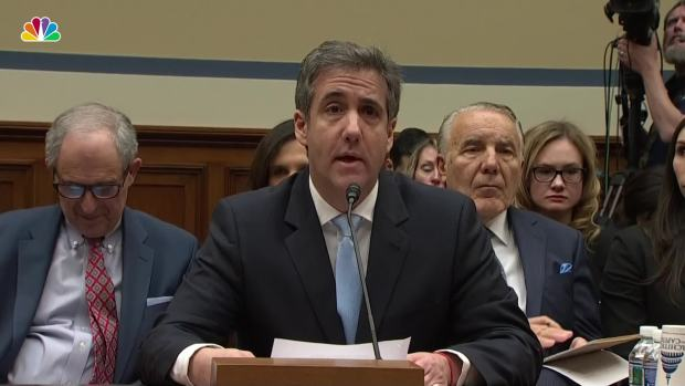 [NATL] Michael Cohen's Full Opening Statement