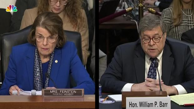 [NATL] Barr Won't Commit to Releasing Full Mueller Report to Public