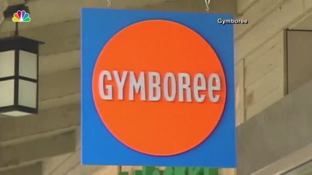 [NATL] Gymboree Files For Bankruptcy