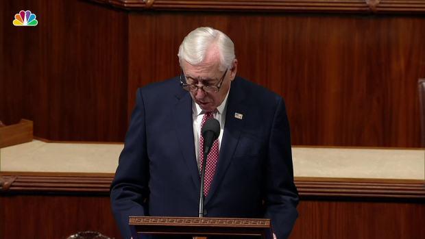 [NATL] Congress Reacts to Death of Rep. Elijah Cummings