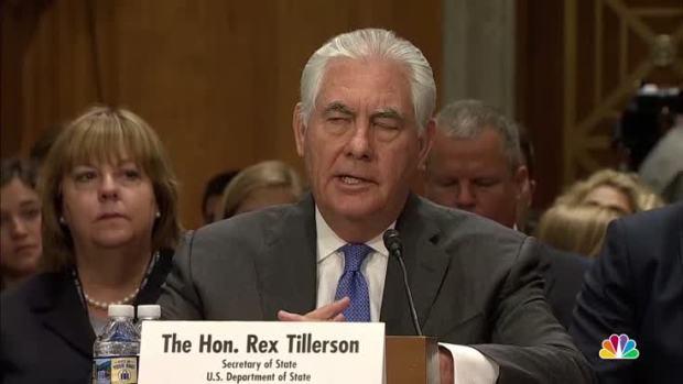 [NATL] Tillerson Confirms North Korea Has Released American Student
