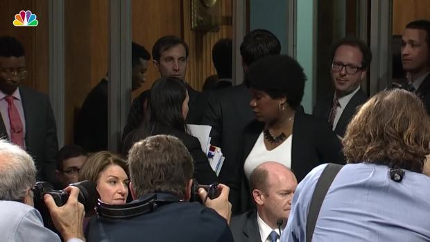 [NATL] Some Democrats Walk Out of Judiciary Committee Meeting