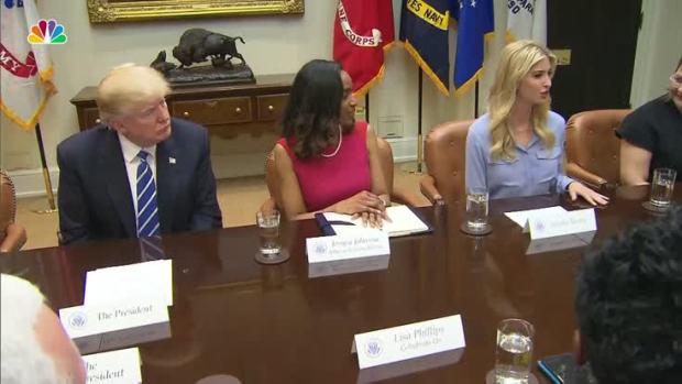 [NATL] Ivanka Trump to Serve as White House Employee