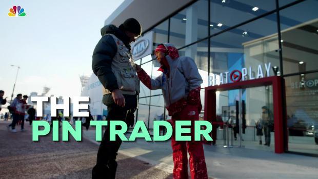[NATL] The Olympic Pin Trader