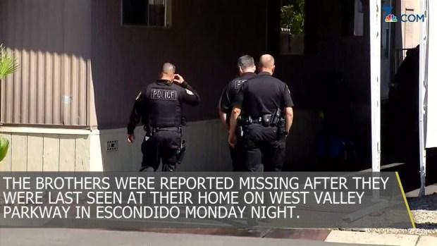 [DGO] 2 Escondido Boys Found: Police
