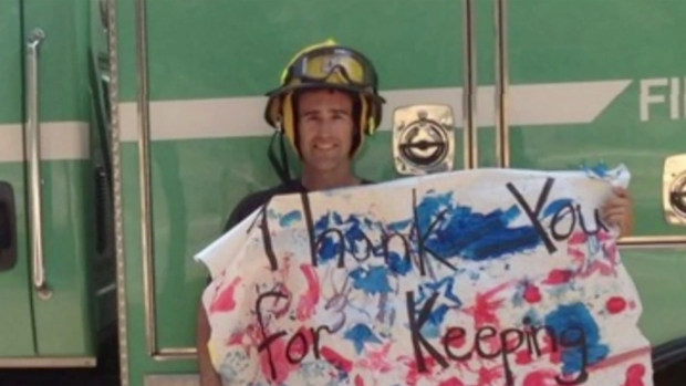 [DGO] Firefighter Killed by Speeding Driver