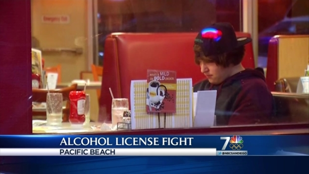 [DGO] PB Denny's Fight for Liquor License Causes Controversy