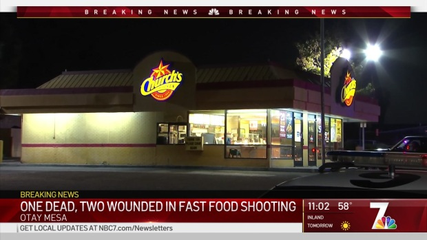 Witness Confronted Church's Chicken Gunman Prior to Shooting