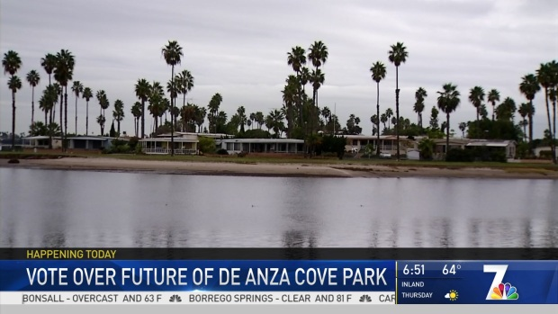 [DGO] City to Vote on Future of De Anza Cove