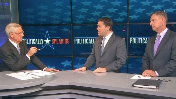 [DGO] DeMaio, Peters Square Off on Politically Speaking - Part I