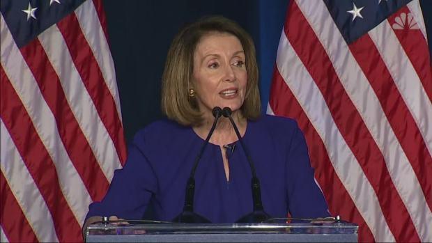 [NATL] Democrats Flip House as Republicans Retain Senate