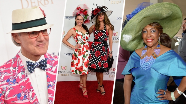 Crazy Hats of the Kentucky Derby