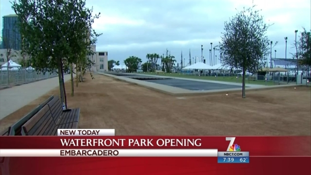 [DGO] New Waterfront Park Features