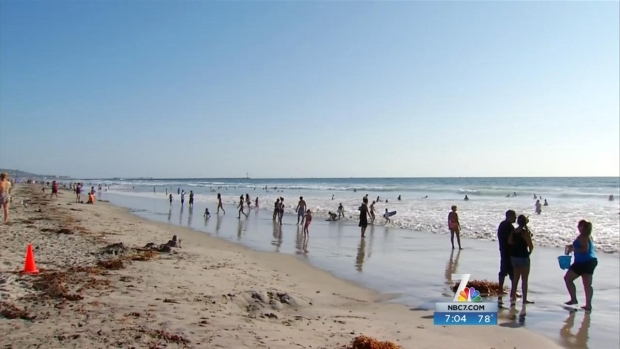 [DGO] Heavy Crowds Expected at San Diego Beaches