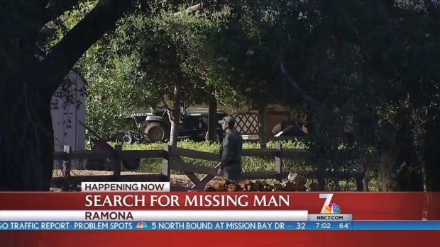 [DGO] Search Intensifies for Missing Man