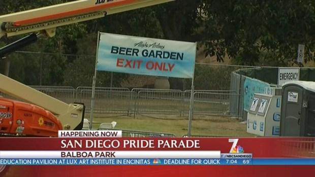 [DGO] San Diego Preps for Pride