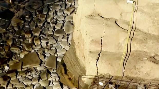 [DGO] Crack at Sunset Cliffs Poses Danger