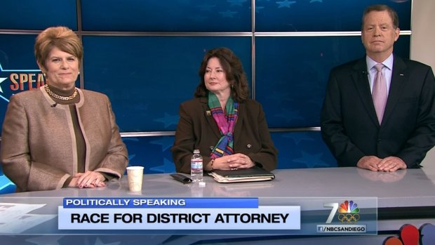 [DGO] Politics of District Attorney's Race