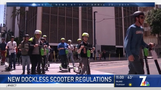 [DGO] New Dockless Scooter, Bike Rules Geared Toward Safety