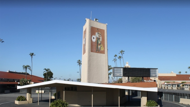 Don Diego Clock Tower Gets New Spot at Fairgrounds