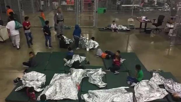 Dozens of Migrant Children Being Reunited With Parents